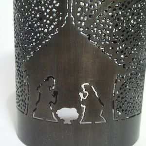 Scentsy Nativity Silhouette Warmer Wrap Christmas